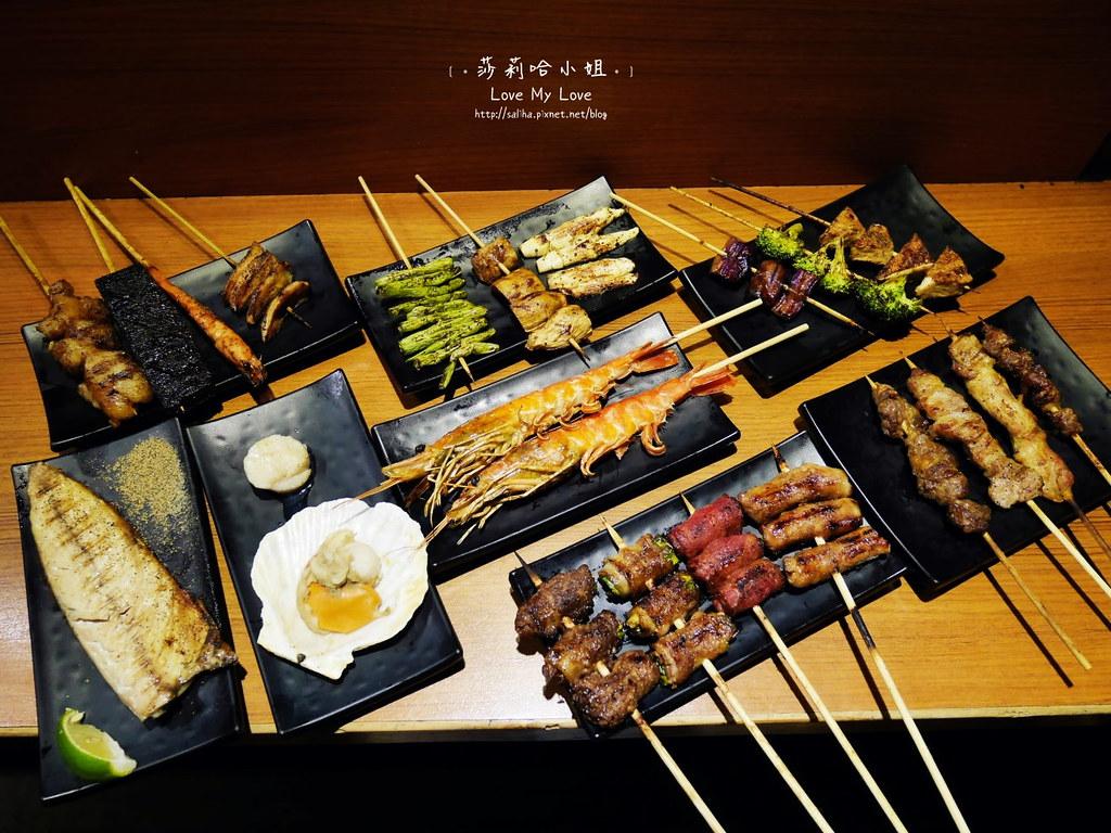 台北中山區平價餐廳居酒屋推薦柒串燒屋 (33)