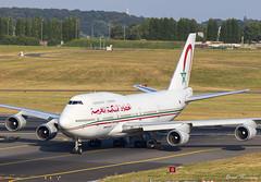 Royal Air Maroc 747-400 CN-RGA