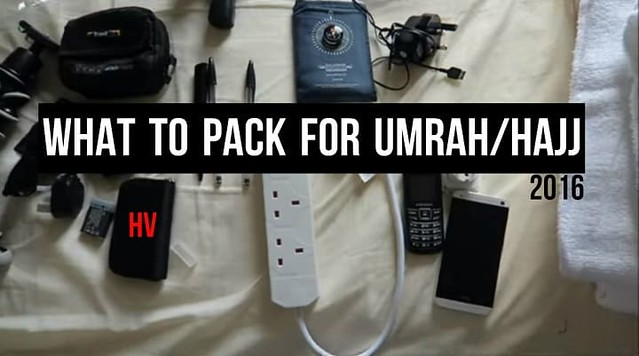 3670 10 Things you must carry with you to perform Hajj 12