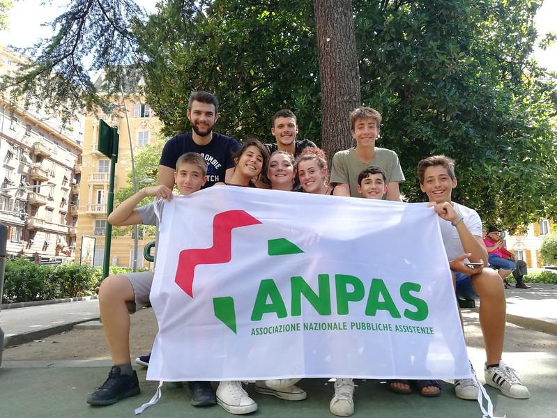 Contest 2018 - la nazionale Italiana Anpas