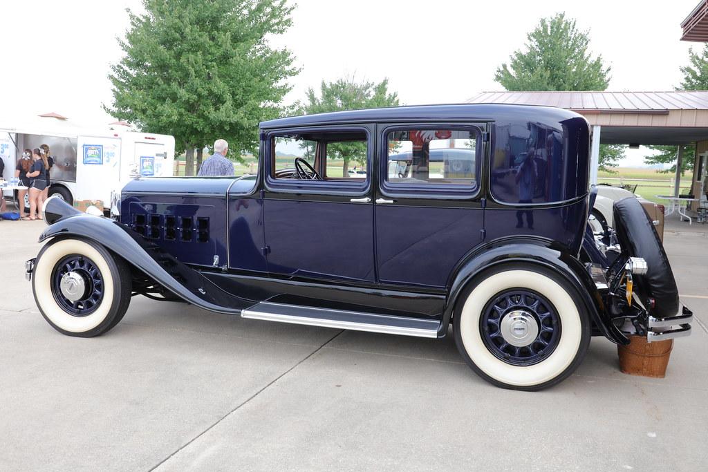 ... 1931 Pierce-Arrow Club Sedan | by Ray Cunningham