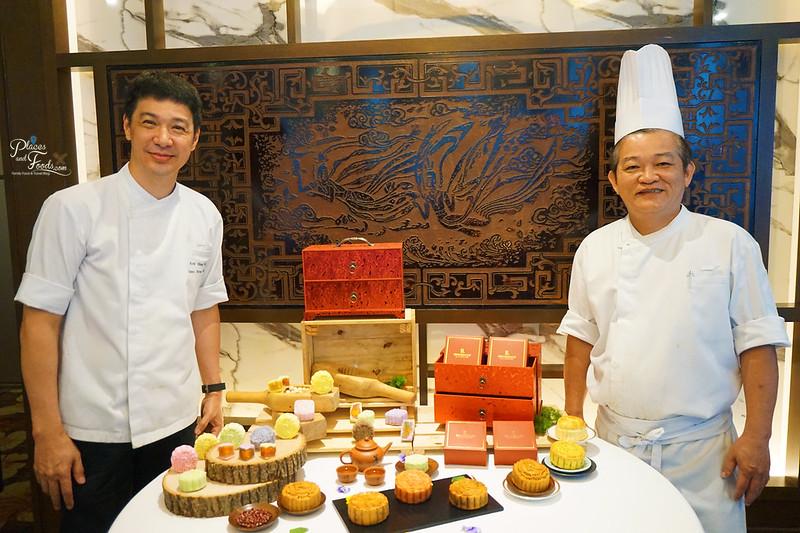 renaissance hotel kl dynasty chef