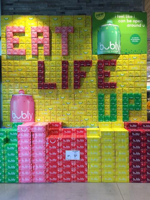 Impressive store display