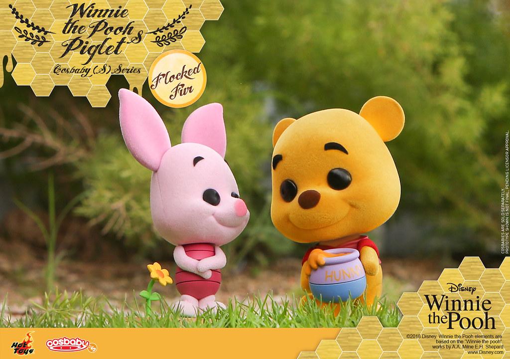 Hot Toys- COSB519 - COSB523 -《小熊維尼》小熊維尼角色 Winnie the Pooh Cosbaby (S) Series