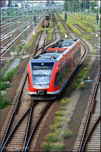 DB Regio Baureihe 646, Canon EOS 400D DIGITAL, Canon EF 55-200mm f/4.5-5.6 II USM