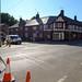 Road closure at Handbridge, 2018 Jul 08