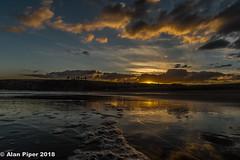 Bunmahon sunset