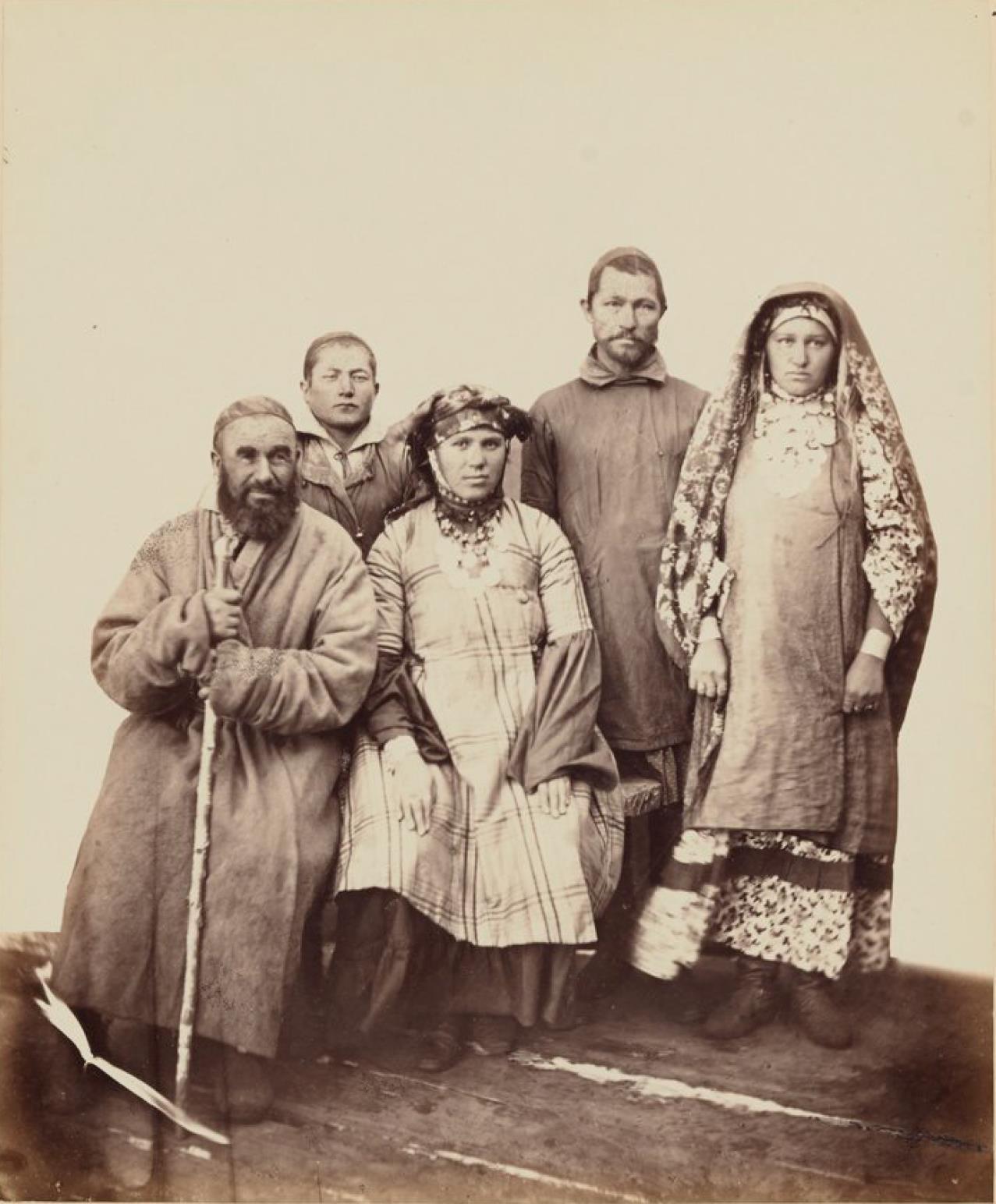 Пензенская губерния. Татары