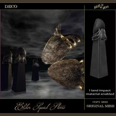 Lilith's Den - Elder Squid Stone