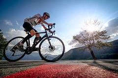 Alpe d'Huez triatlon aneb bolest ve francouzských Alpách
