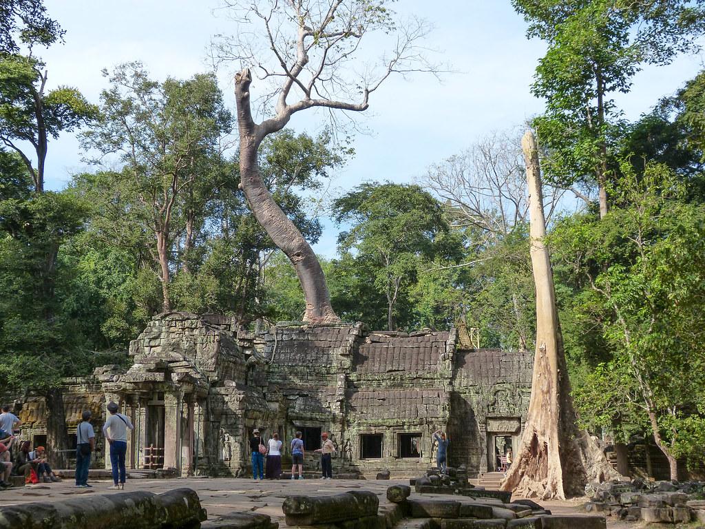 2018 Südostasien - Kambodscha - Angkor - Ta Phrom