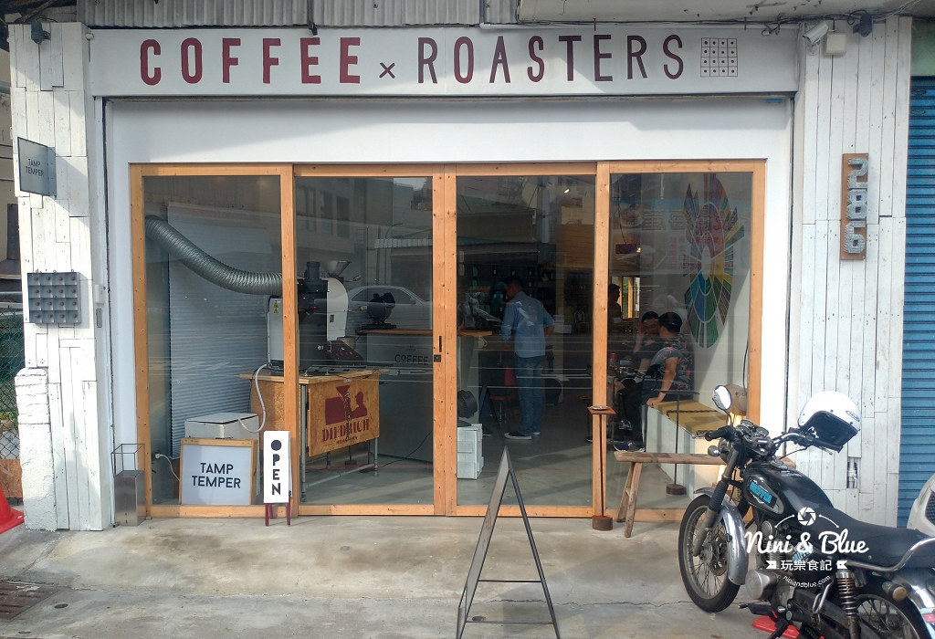 Tamp Temper Taichung Coffee16