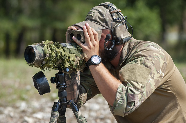 Europe Best Sniper Team, Nikon D700, AF-S VR Zoom-Nikkor 70-200mm f/2.8G IF-ED
