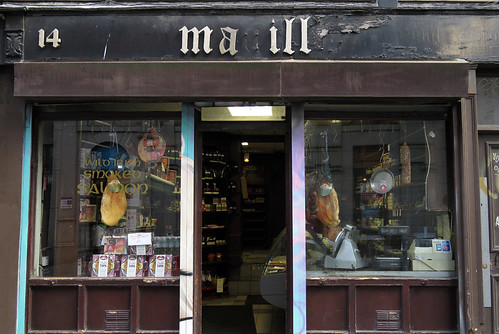 A wondrous cheese shop in Dublin, Ireland