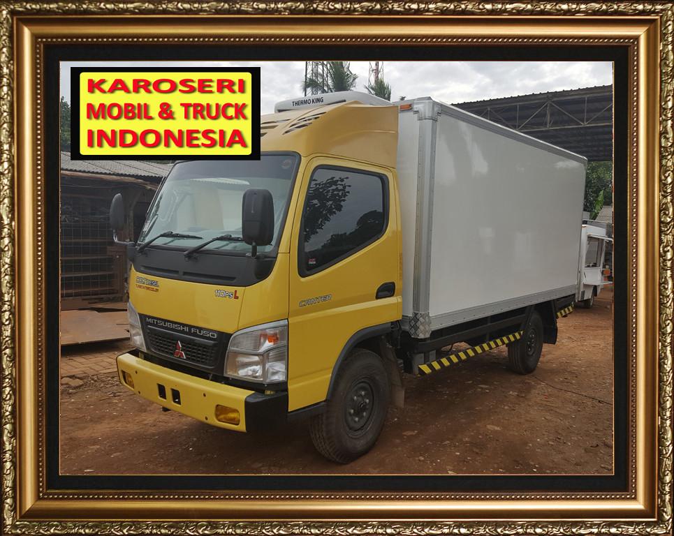 Karoseri Mobil & Truck Box Pendingin