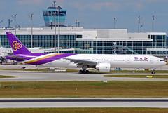 Thai Boeing 777-300 HS-TKY