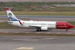 EI-FVL Rosalia De Castro Special Livery Norwegian Air International B7