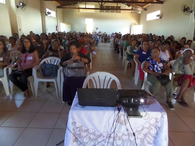 Encontro Coord. e Missionários Diocese de Janaúba/MG