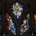 York Minster East Window, top tracery
