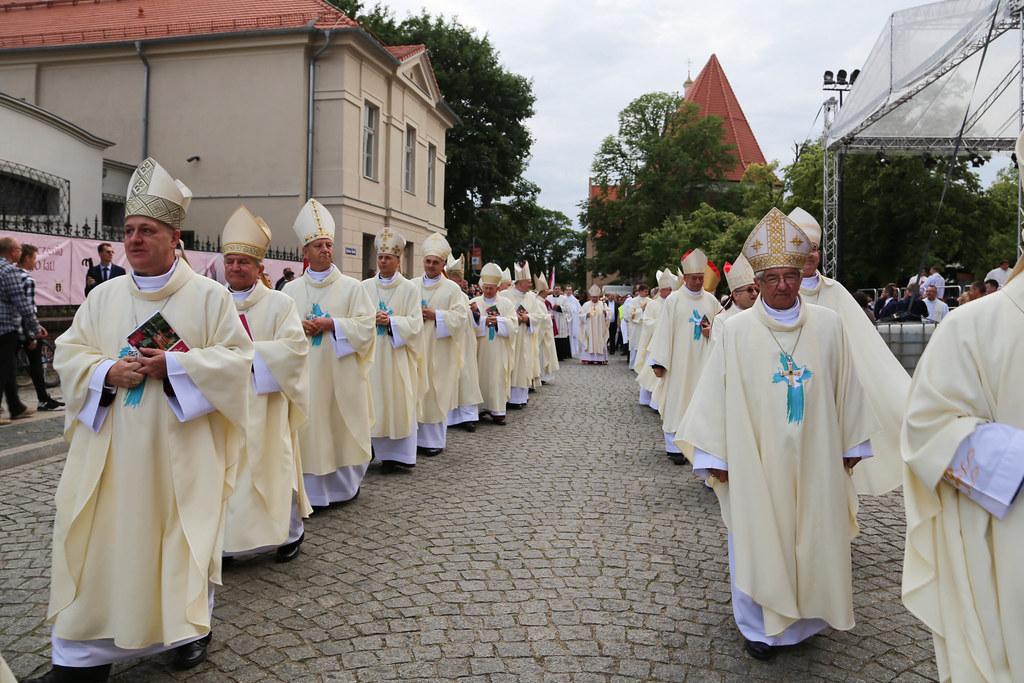Jubileusz Archidiecezji Poznańskiej - Msza Święta
