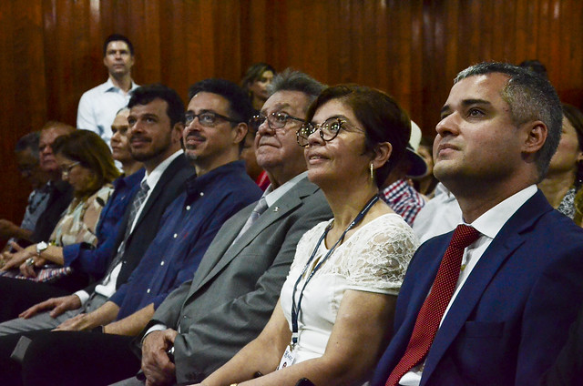Seminário 'Cultura para o Futuro', com o ministro da Cultura, Sérgio Sá Leitão 25/06/2018