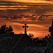 St Mary's sunset_