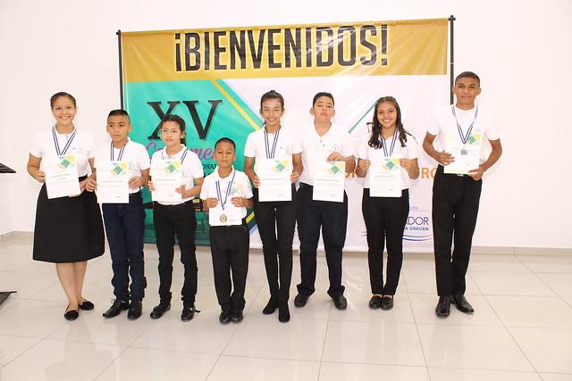 Eliminatoria Zona III XV Certamen Cooperativo Nacional de Oratoria 2018