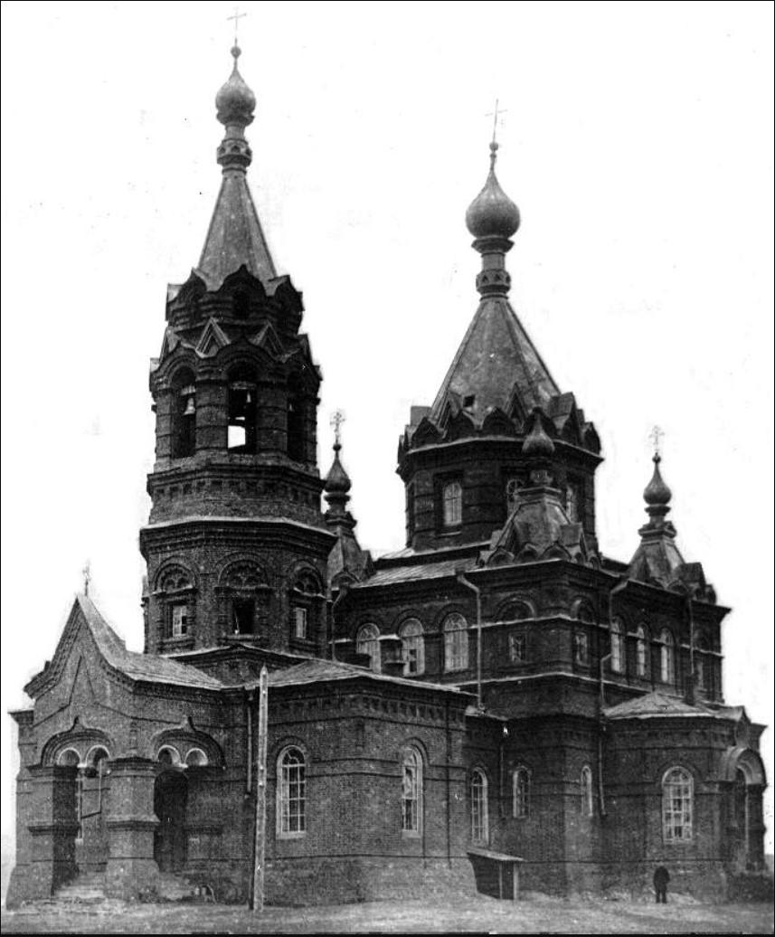 Церковь св. Илии Пророка в Конанке