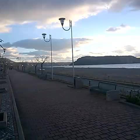 Dino Island from the promenade