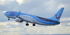 TUI Fly G-FDZJ - Boeing B737-800
