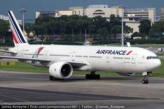 F-GSQI | Boeing 777-328ER | Air France