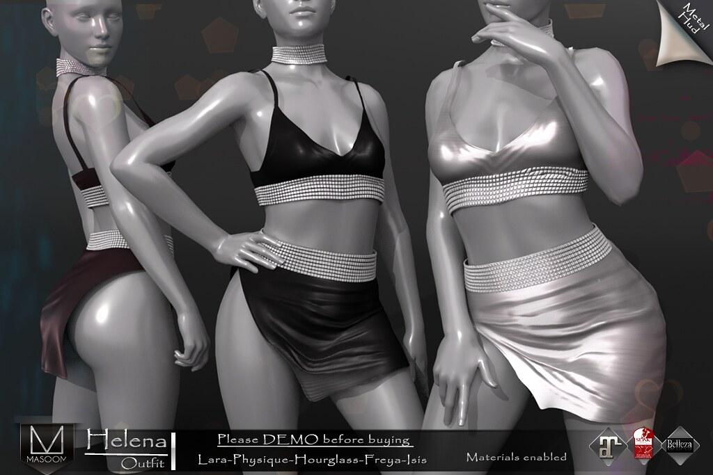 [[ Masoom ]] Helena Ad @ Fameshed