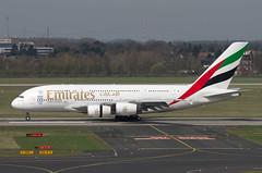 A380 A6-EOW EK