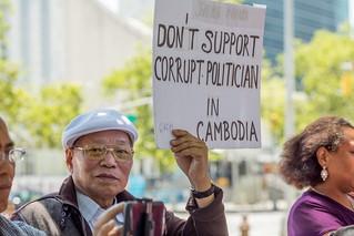 Rally at Japanese Embassy June 16, 2018