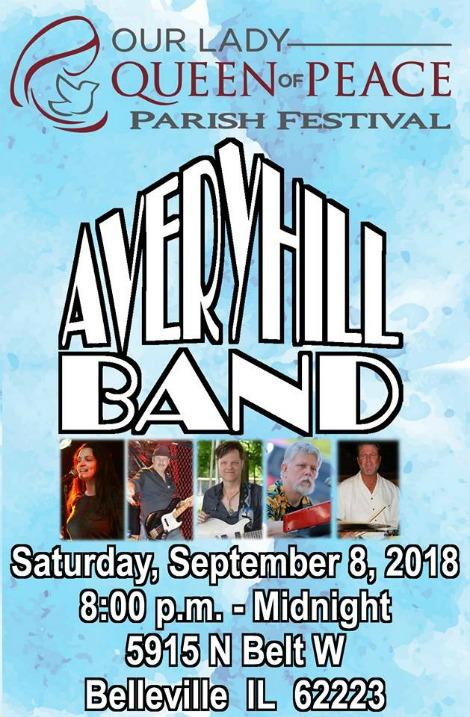 Avery Hill 9-8-18
