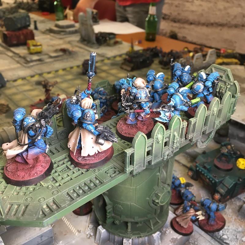 Medal of Colors Assault on Molech battle-47