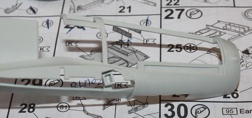 Messerschmitt Bf109G-6, Revell 1/32 43092419174_0d6cdfbdbe