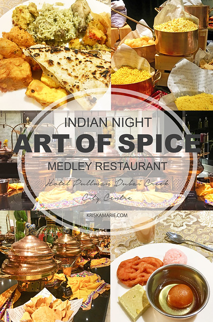 Art of Spice Indian Night