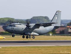 Lithuanian Air Force C-27J Spartan 07