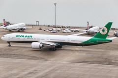 EVA AIR B777-300ER B-16733 004