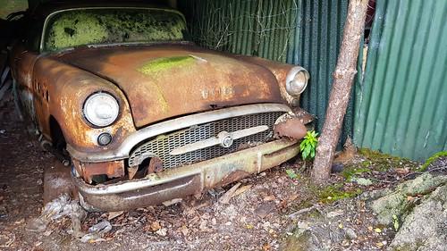 Buick 1950+ Kilgarvan Motor Museum, Eire