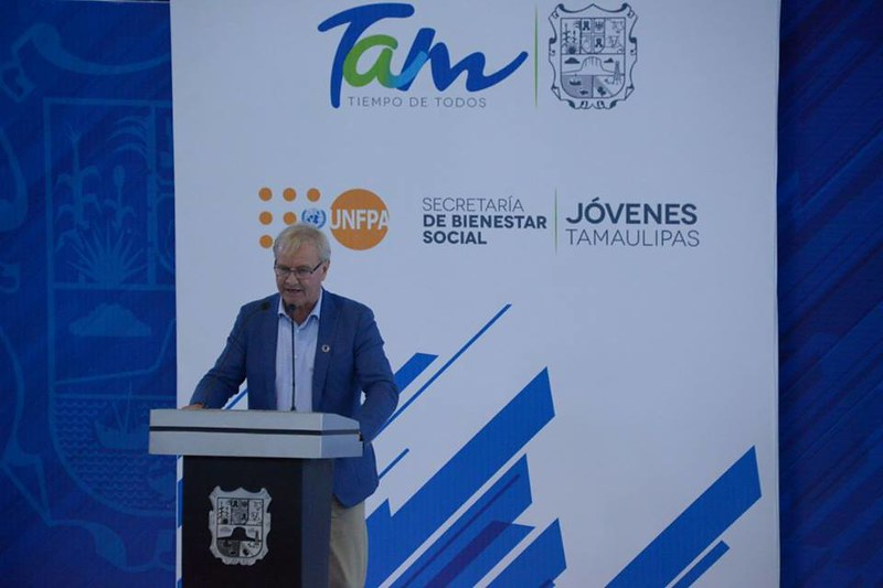 CONVENTION WITH UNFPA MEXICO