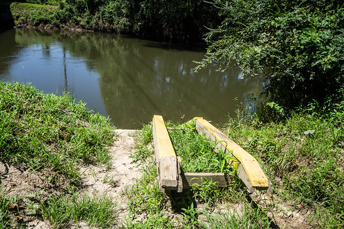Blantyre Access on French Broad River-001