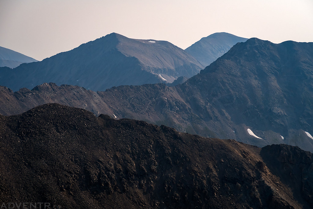 Smoky Peaks