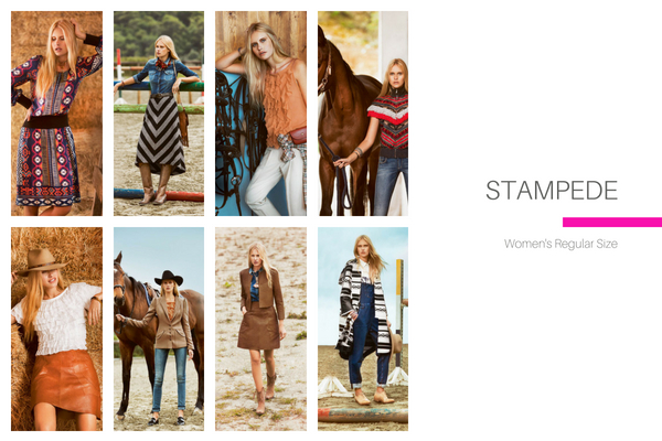 Stampede Collection