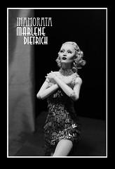Marlene Dietrich - Inamorata OOAK