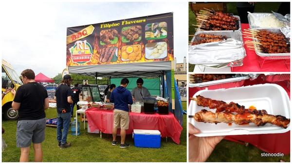 RL Carenderia Filipino food