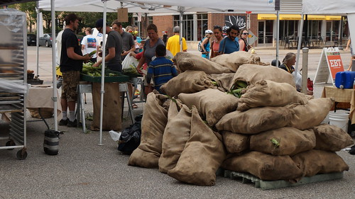 August 11, 2018 Mill City Farmers Market