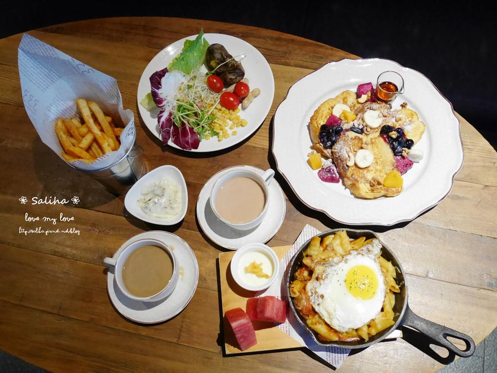 台北松山小巨蛋站quote333餐廳好吃早午餐推薦法式土司 (4)