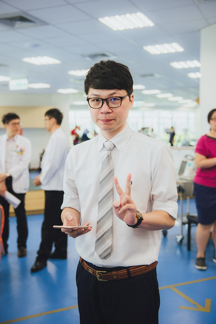 Photo:亞東醫院參訪 By 王魯米